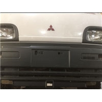 <h2>Mini Truck Front Hitch for a Mitsubushi U-42T</h2>