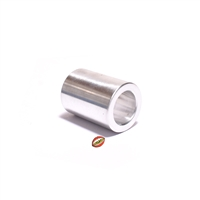 aluminum 12mm axle SPACER - 26mm
