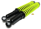ltd edition NEON YELLOW adjustable shocks - 340mm