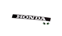 Super High QUALITY honda HORN COVER decal