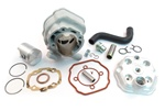 peugeot speedfight airsal 70cc 47.6mm cylinder kit - tech piston