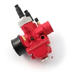 dellorto PHBG 21mm red race carburetor