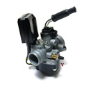 dellorto 14mm PHVA DD carburetor with electric boogaloo