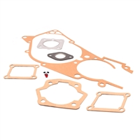 derbi complete PRO SERIES gasket set for older flat reed motors