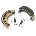 EBC quality brake shoes  - 90mm x 20mm
