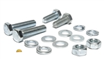 honda hobbit pa50 rear wheel mounting hardware set