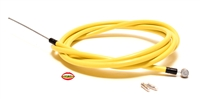 "universal 60"" cable - YELLOW"