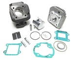 malossi 70cc 47mm 10 pin cylinder kit for minarelli vertical