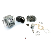 minarelli V1 DR 38.8mm complete kit + head + more + grey cover