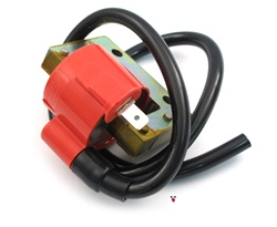 moped external ignition coil