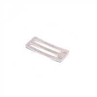 stainless steel REED STOP for morini M1 & minarelli v1L cnc reed block