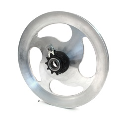peugeot doppler pulley