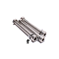 puch m8 allen STAINLESS steel engine bolt party