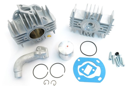 sachs AIRSAL 43.5mm 70cc cylinder kit with removable head