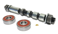 puch grimeca sealed wheel bearing conversion kit - SNOWFLAKE - FRONT