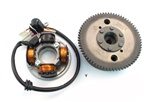 tomos A55 OEM cdi magneto & stator for electric start engines