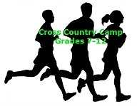 Cross Country Camp (Incoming Grades 7 -12)