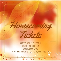 TCS Homecoming Tickets