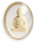 Beautiful Buddha  Inspiration Pocket Stone Pillow Packe