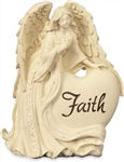 Faith Angel Mini Figurine