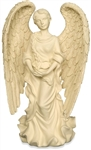 Angel Treasures Resin Figurine