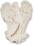 Reach for the Stars Decorative Angel Refrigerator Magnet