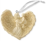 Blessing Angels Ornament Love