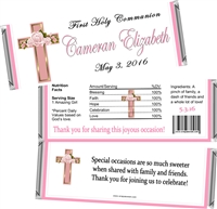 First Communion Candy Wrappers