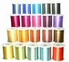 20 Spools of Poly Embroidery Thread from ThreadNanny