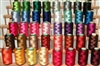 ThreadNanny 40 Large Christmas Colors Embroidery Thread for Brother Machine