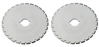 45mm Rotary Cutter Skip Blade Set of 2