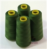 Polyester Thread - 4 Cones with 3000 yards each by ThreadNanny