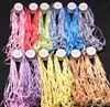 7mm size ThreadNanny 12 Spools of 100% Pure Silk Embroidery Ribbon