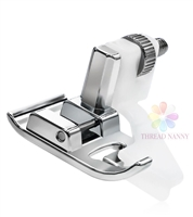 Blind Hem Sewing Machine Presser Foot Fits All Low Shank Snap-On Sewing Machines by ThreadNanny