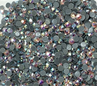 5,000pc bulk 4mm 16ss AB Crystal Loose Rhinestone Hot Fix