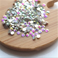 Hotfix 3mm Rhinestones in AB Crystal by ThreadNanny