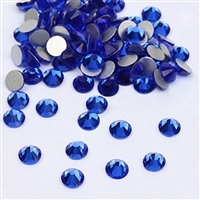 Hotfix 3mm Rhinestones in Navy Blue by ThreadNanny