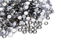 Hotfix 4mm Rhinestones in Black Diamond by ThreadNanny