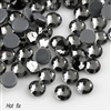 Hotfix 5mm Rhinestones in Black Diamond by ThreadNanny