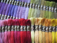 447 ThreadNanny ALL DMC Colors Embroidery Cross Stitch Thread