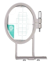 ThreadNanny 2x1.5 Embroidery Hoop w/ Grid for Brother