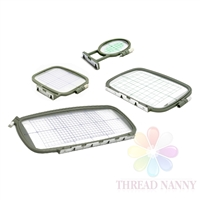Embroidery Machine Hoop Set of 4 for Brother