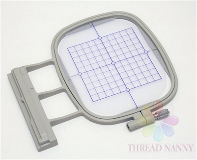 Medium 4x4 Hoop for Brother Innovis, Duetta, Quattro, and Dreamweaver