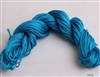 ThreadNanny 25 Yards of 2mm Satin Chinese Knot Cord in Aqua