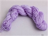 ThreadNanny 25 Yards of 2mm Satin Chinese Knot Cord in Lilac