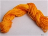 ThreadNanny 25 Yards of 2mm Satin Chinese Knot Cord in Orange