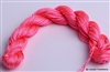 ThreadNanny 25 Yards of 2mm Satin Chinese Knot Cord in Rose