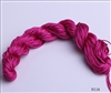 ThreadNanny 25 Yards of 2mm Satin Chinese Knot Cord in Fuchsia