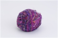 ThreadNanny Himalayan 100% Pure Silk Yarn for Knitting  - Purple