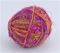 ThreadNanny Himalayan 100% Pure Silk Yarn for Knitting - Holy Yellow